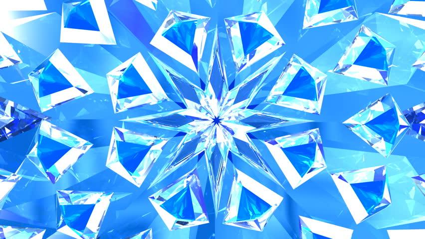 Blue Diamonds Background Stock Footage Video (100% Royalty-free) 841876 |  Shutterstock