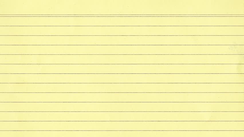 Yellow writing paper help writing essays