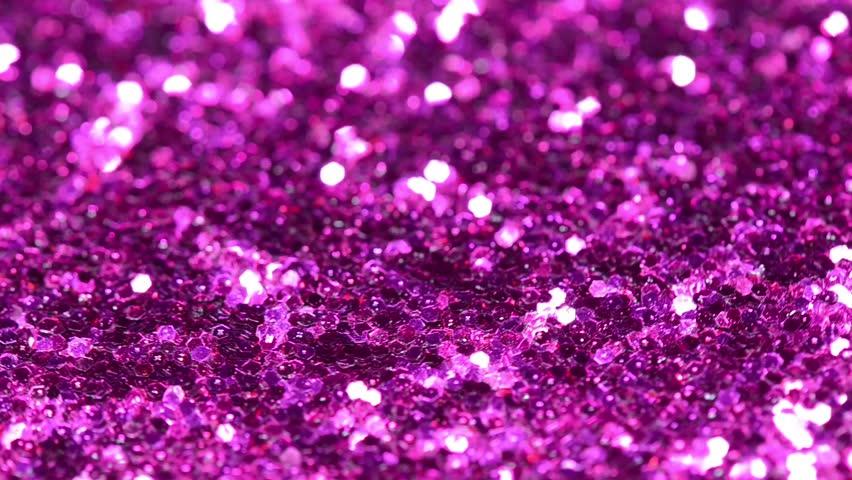 Pink and Purple Glitter Background | Shutterstock HD Video #8636998