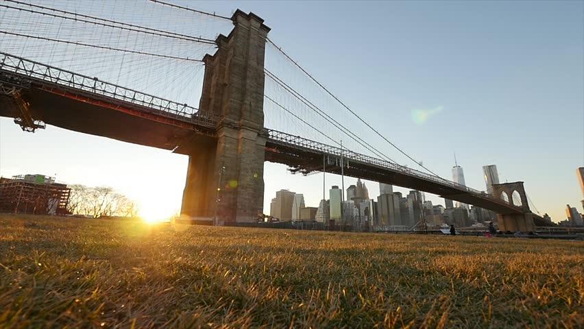 New york city. traffic transportation. skyline metropolis background. cityscape scenery   Shutterstock HD Video #8647765