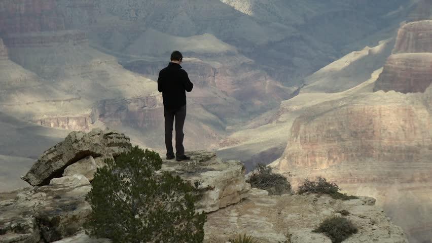 Beautiful View of America's Grand Canyon | Shutterstock HD Video #8677378