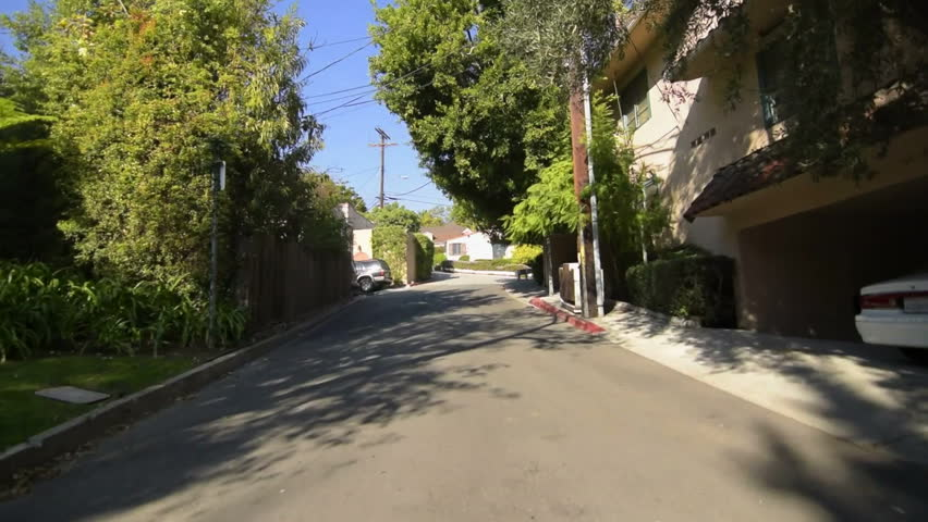 Driving Plates Multi Angle Hollywood 25 CAM1 Front Hollywood Hills 60fps | Shutterstock HD Video #8746924