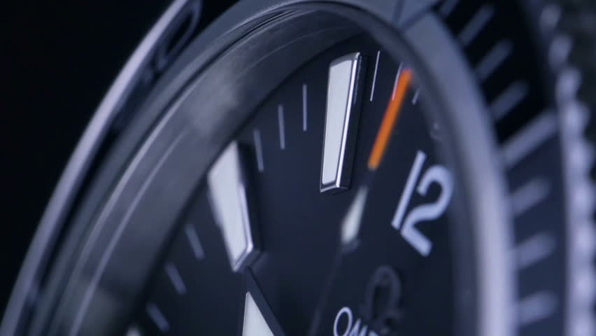 Luxury men's watch - made in Switzerland | Shutterstock HD Video #8750074