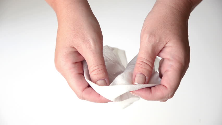 Wiping Female Hands By Baby Stock Footage Video (100% Royalty-free) 8841178  | Shutterstock