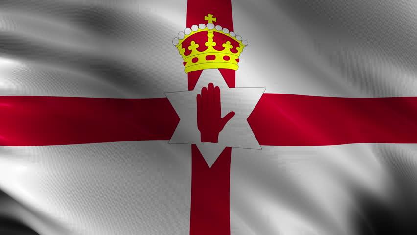 северная ирландия флаг фото цифровой