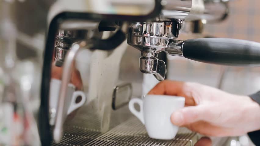 Making coffee | Shutterstock HD Video #9243914