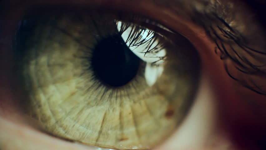 Macro Eye Iris 5   Shutterstock HD Video #9308750