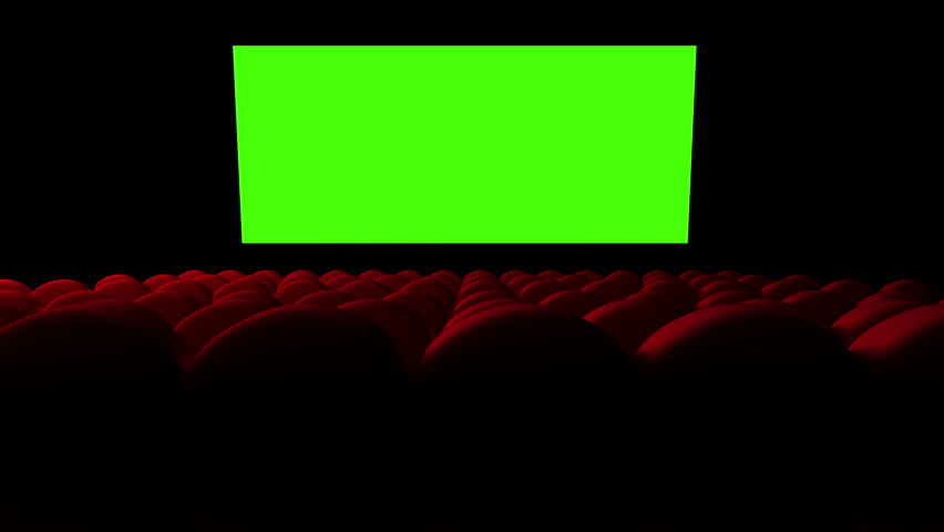 Cinema Screen With Green Screen Stock Footage Video 100 Royalty Free 9311573 Shutterstock