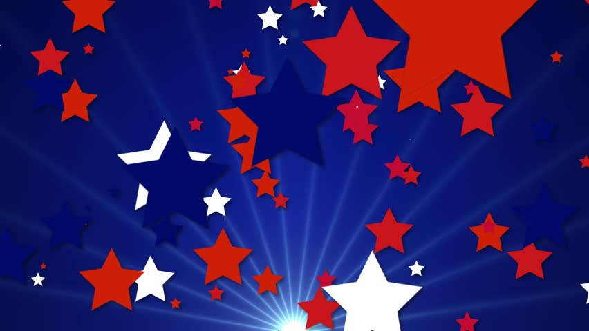 red white and blue stars stockvideoklipp pa helt royaltyfria 9417626 shutterstock shutterstock