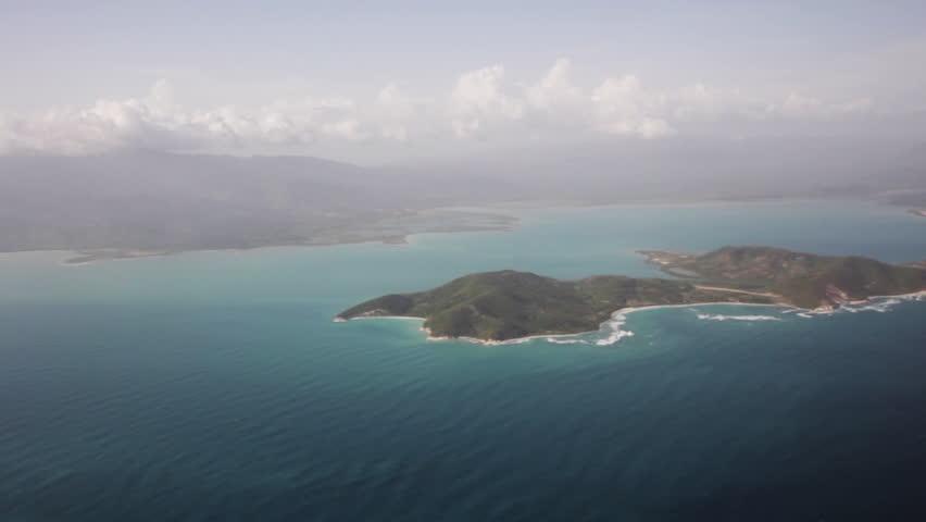 The island of Haiti, Beautiful Ocean, Haiti