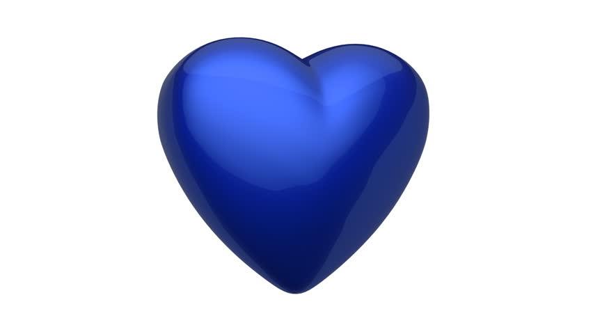 картинки сердечки синего цвета все самые