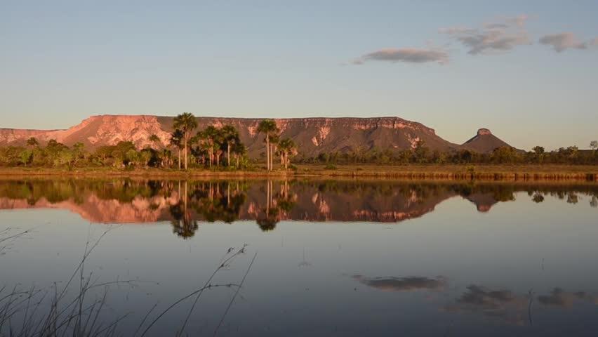 Brazilian Jalapão State Park - Tocantins - Brazilian conservation unit strictly protected nature