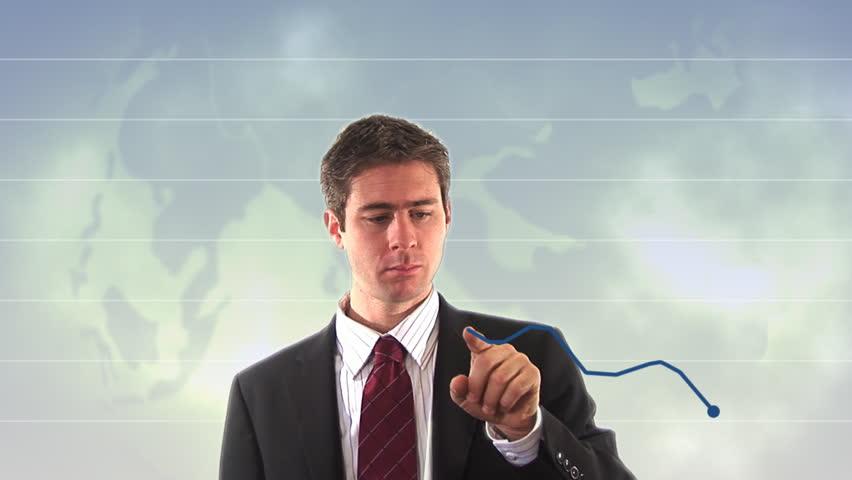Stock Market  | Shutterstock HD Video #96460