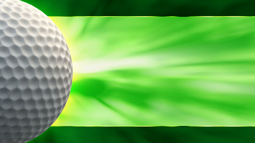 Loopable golf style template