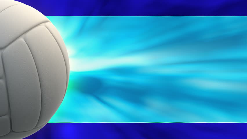Loopable Volleyball Style Template Stock Footage Video 100 Royalty Free 982642 Shutterstock
