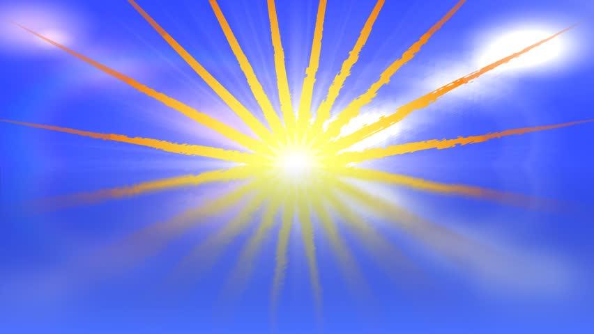 картинки анимация лучи солнца хотите завести себе