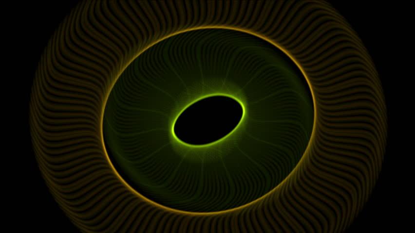 4k Abstract microwave halo pattern background,disco backdrop,signaling communications information,optical,swirl neon lights aura & rotation fancy pattern light,dynamic vj material.  0602_4k | Shutterstock HD Video #9908885